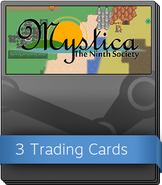 Mystica The Ninth Society Booster Pack