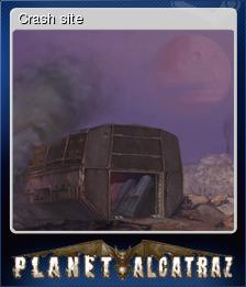 Planet Alcatraz Card 6