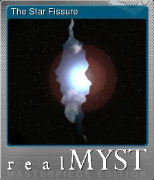 RealMyst Masterpiece Edition Foil 9