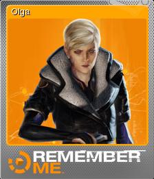 Remember Me Foil 6