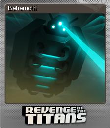 Revenge of the Titans Foil 3