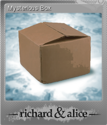 Richard & Alice Foil 7