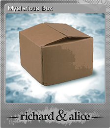 Richard & Alice Foil 7