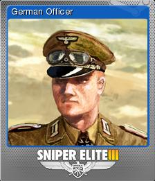 Sniper Elite 3 Foil 4