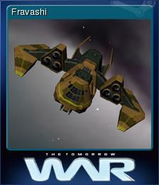 The Tomorrow War Card 2
