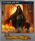 Tormentum Dark Sorrow Foil 4
