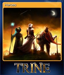 Trine Card 2