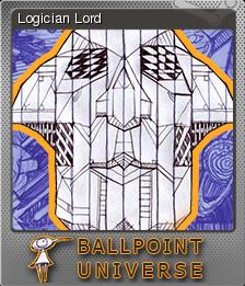 Ballpoint Universe Infinite Foil 07