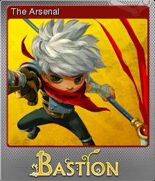 Bastion Foil 4