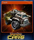 Burning Cars Card 7