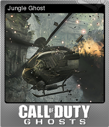 Call of Duty Ghosts Multiplayer Foil 02