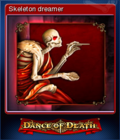 Dance of Death Card 3