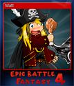 Epic Battle Fantasy 4 Card 02