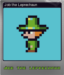 Job the Leprechaun Foil 1