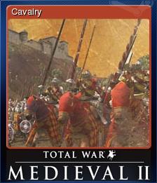 Medieval II Total War Card 2