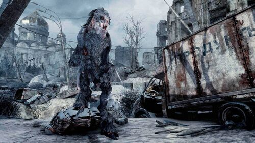 Metro 2033 Redux Artwork 9