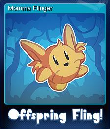 Offspring Fling! Card 1