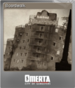 Omerta - City of Gangsters Foil 1