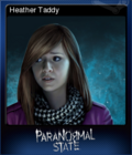 Paranormal State Poison Spring Card 4
