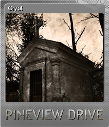 Pineview Drive Card 01 Foil