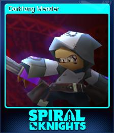 Spiral Knights Card 05