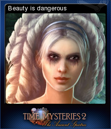 Time Mysteries The Ancient Spectres Card 3