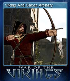 War of the Vikings Card 5
