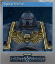 Warhammer 40,000 Space Marine Foil 2