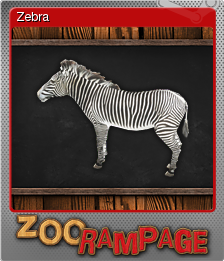 Zoo Rampage Foil 5