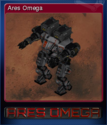 Ares Omega Card 1