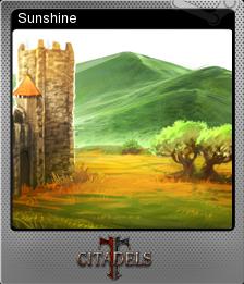 Citadels Foil 4