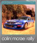 Colin McRae Rally Foil 1