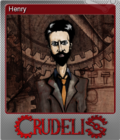 Crudelis Foil 4