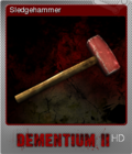 Dementium II HD Foil 11