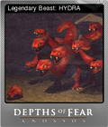 Depths of Fear Knossos Foil 7