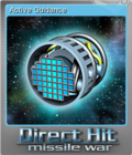 Direct Hit Missile War Foil 4