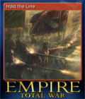 Empire Total War Card 2