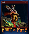 Hand of Fate Card 3
