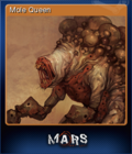 Mars War Logs Card 3