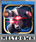 Meltdown Card 01 Foil