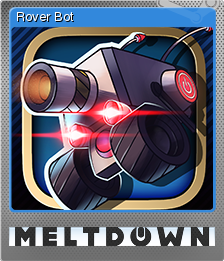 Meltdown Card 01 Foil
