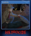 Metrocide Card 2
