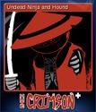 Mute Crimson+ Card 2
