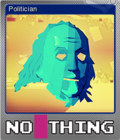 NO THING Foil 2