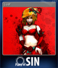 Party of Sin Card 4