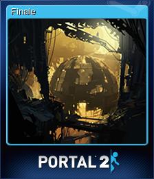 Portal 2 Card 3