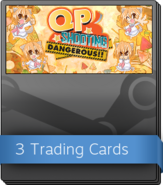 QP Shooting - Dangerous!! Booster Pack