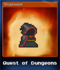 Quest of Dungeons Card 8