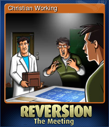 Reversion - The Meeting Card 8
