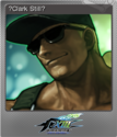 THE KING OF FIGHTERS XIII Foil 10
